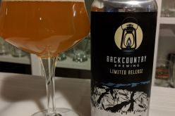 Backcountry Brewing – This Ain't No Garden Party, Brother