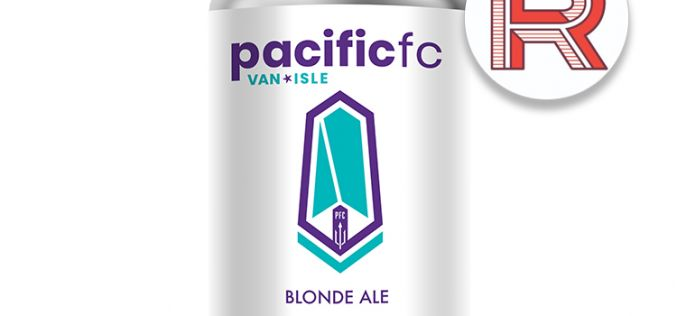 Russell Brewing Co. & PacificFC Launch Co-Branded Blonde Ale