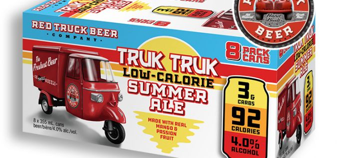 Red Truck Beer Releases New Seasonal Beers for Spring and Summer Adventures