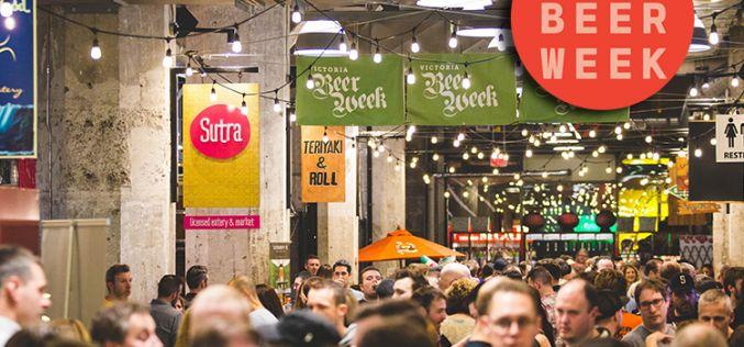 Victoria Beer Week Returns March 6-14, 2020