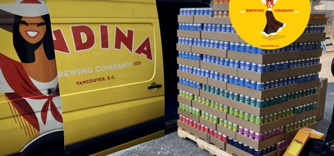 🍻 Stop By Andina To Get 10% Off Or We Can Deliver For Free 🚘