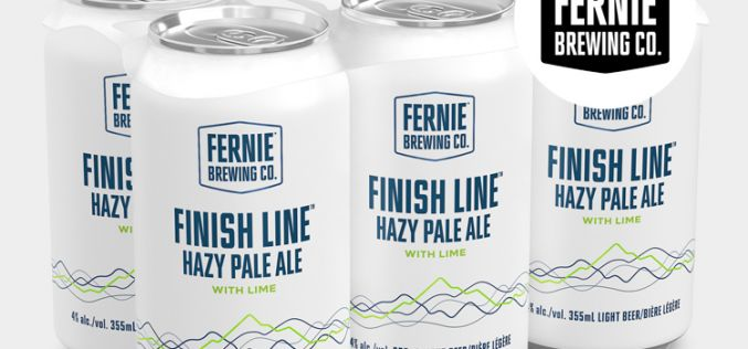 New Beer Release from Fernie Brewing Co.