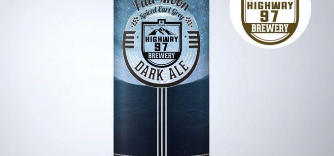 New Limited Release Brew from Highway 97 Brewery