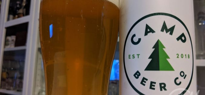 Camp Beer Co. – Upstream Pale Ale
