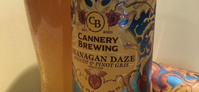 Cannery Brewing – Okanagan Daze Wheat Ale