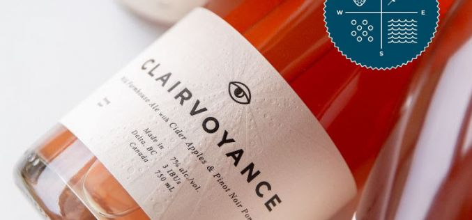 Four Winds Brewing Releases Clairvoyance Wild Farmhouse Ale