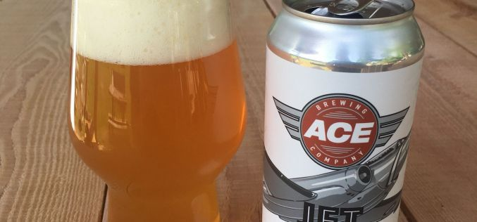 Ace Brewing Company- Jet Fuel IPA