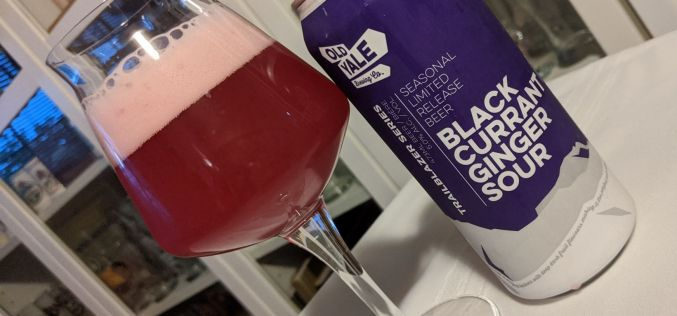 Old Yale Brewing –  Black Currant Ginger Sour