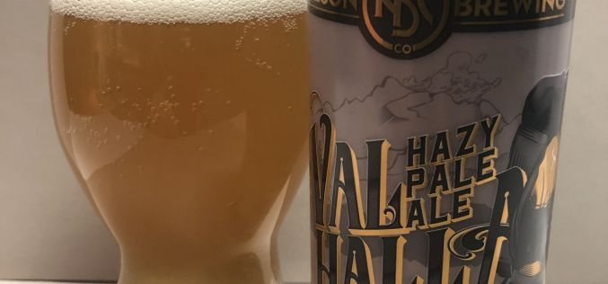 Nelson Brewing – Valhalla Hazy Pale Ale