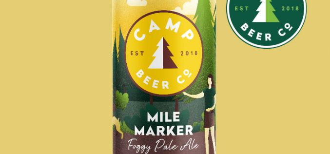 Camp Beer Releases Mile Marker Foggy Pale Ale