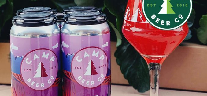 Camp Beer Releases The Forager Bumbleberry Sour