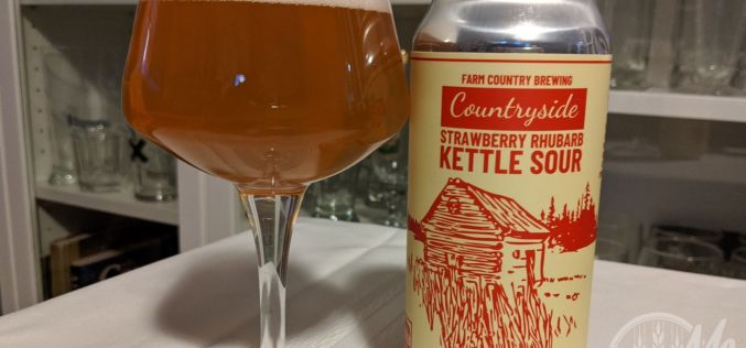 Farm Country – Countryside Strawberry Rhubarb Kettle Sour