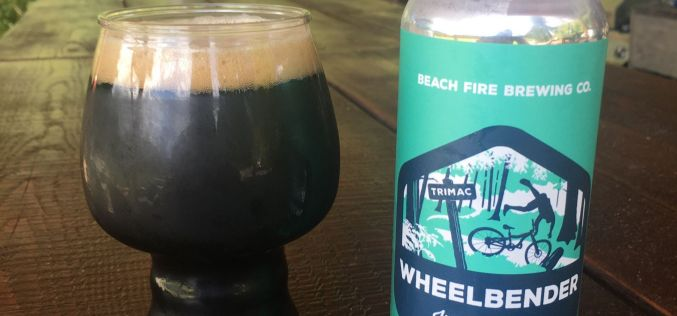 Beach Fire Brewing Co – Wheel Bender Irish Stout