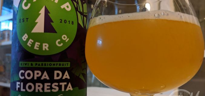 Camp Beer Co. – Copa Da Floresta
