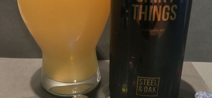 Steel & Oak Brewing – Shiny Things IPA