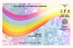 Electric Bicycle Pride Brew Releasing Soon