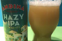 Andina Brewing – Brumosa Hazy IPA – Wai-iti Batch 5