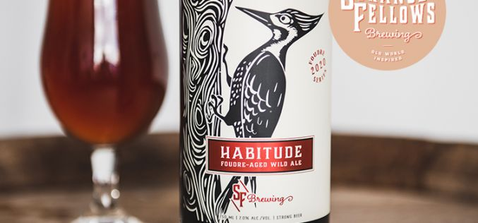 UPDATE: New Beer Release for Strange Fellows Brewing – Habitude, Foudre Aged Wild Ale