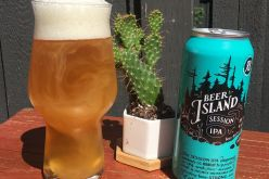 R&B Brewing Co.- Beer Island Session IPA