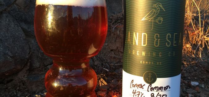 Land and Sea Brewing Co.- Comox Common