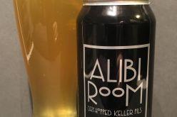 Four Winds Brewing – Alibi Room Keller Pils