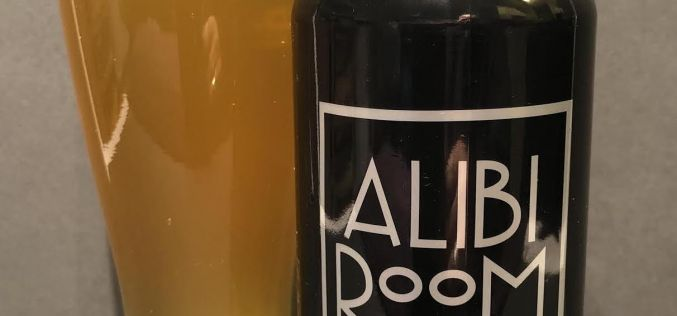 Four Winds Brewing – Alibi Room Keller Pils