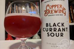 Copper Brewing – Black Currant Sour
