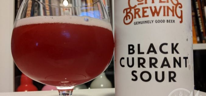 Copper Brewing – Black Currant Sour