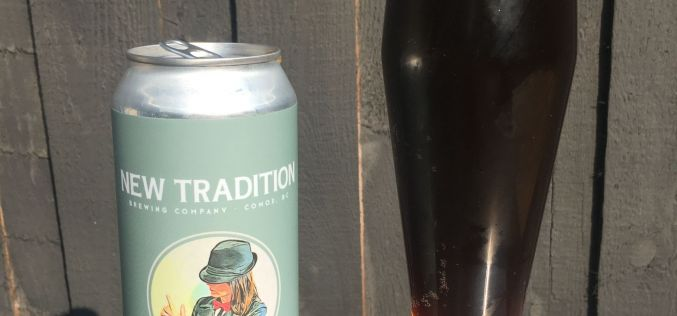 New Tradition Brewing Company- Liquid Tuxedo Schwarzbier