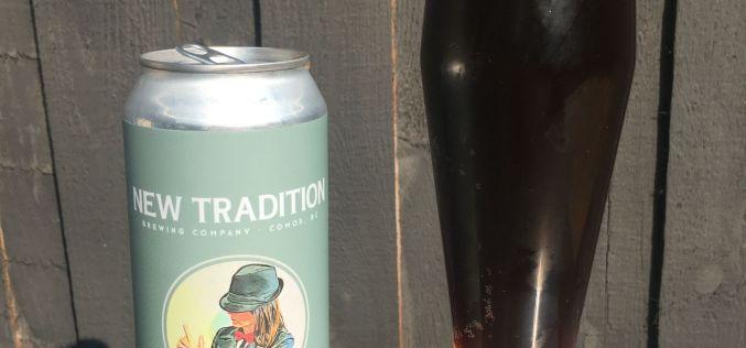New Tradition Brewing Company- Liquid Tuxedo Schwarzbier