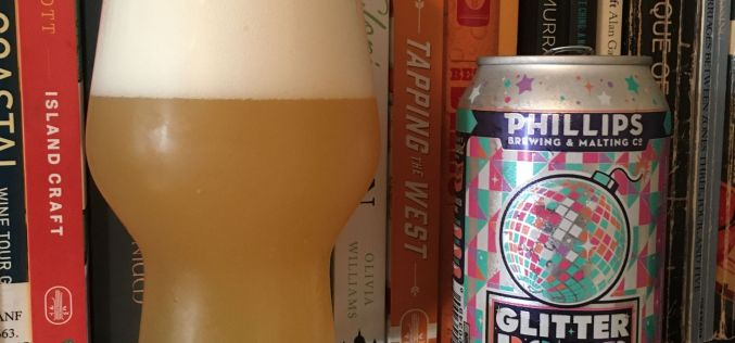 Phillips Brewing and Malting Co.- Glitter Bomb Hazy Pale Ale
