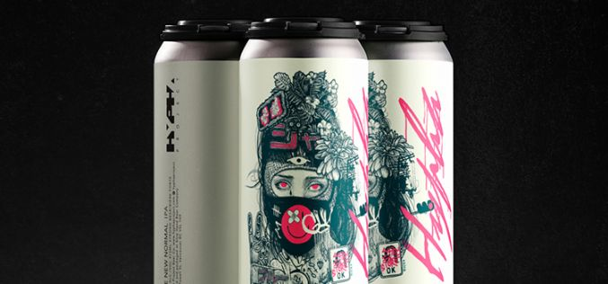 HYPHA Project's 2nd Beer Release on September 11th: The New Normal IPA