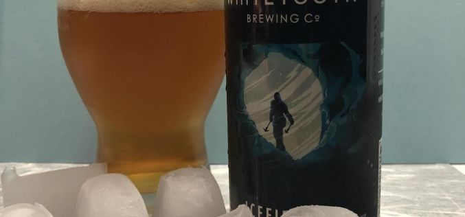 "Whitetooth Brewing – Icefields Belgian ""Inspired"" Pale Ale"