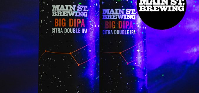 Main Street Brewing Launches New Space-Themed IPA Series