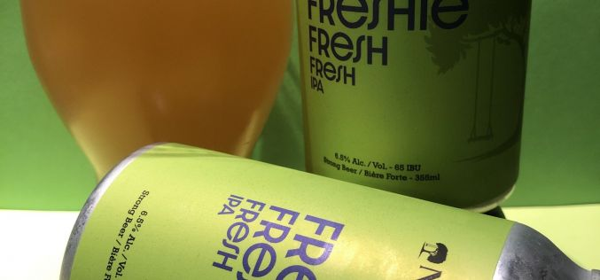 Neighbourhood Brewing – Freshie Fresh Fresh IPA