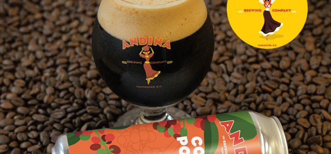 Andina Brewing Releases CONCHITA – Coffee ☕ Porter
