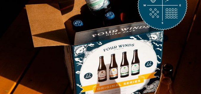 FOUR WINDS – Original Series Mixed Packs are Back!