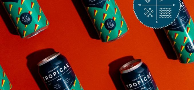 Four Winds Releases Tropicae IPA