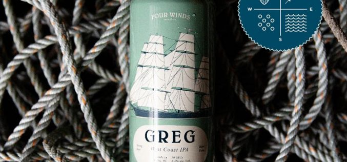 FOUR WINDS – Greg West Coast IPA Is Back!