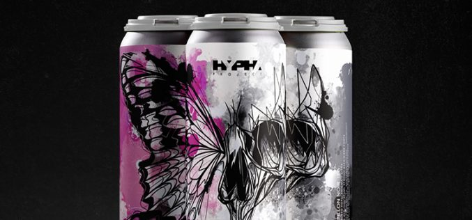 HYPHA Project Beer Release #4: Papillon Noir