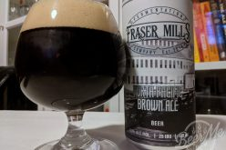 Fraser Mills Fermentation – North Pacific Brown Ale