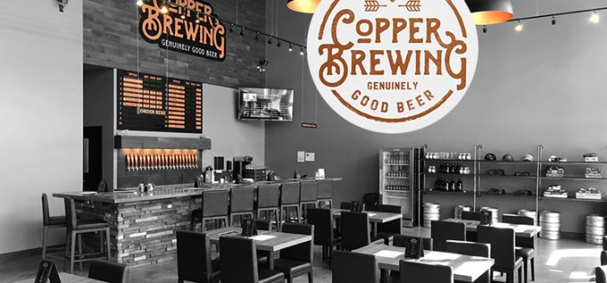 Community Spotlight: Sean White of Copper Brewing