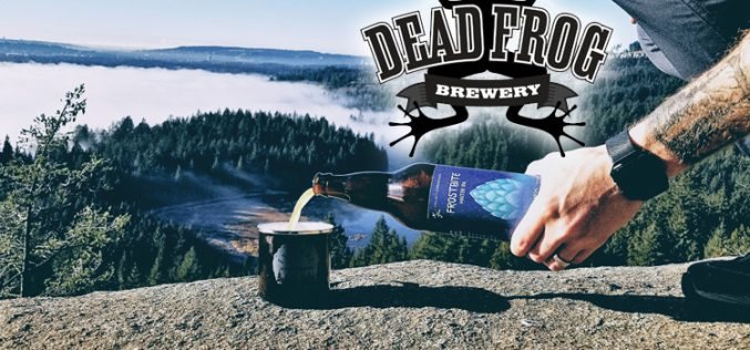 BC Craft Beer Spotlight: Dead Frog Brewery
