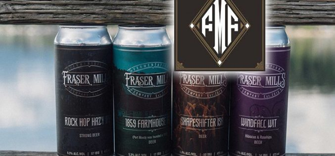 BC Craft Beer Spotlight: Fraser Mills Fermentation