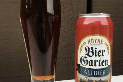 Hoyne Brewing Co.- Bier Garten Altbier