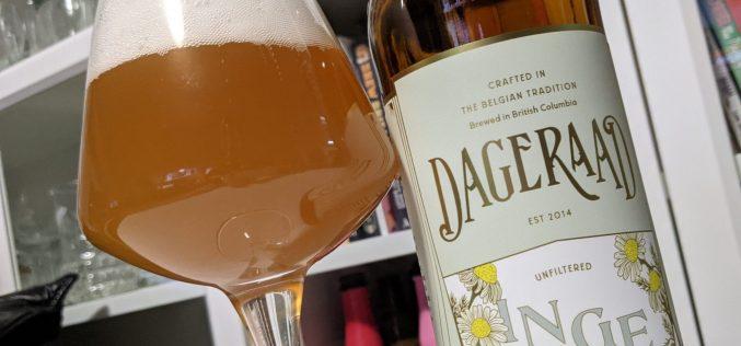 Dageraad Brewing – INGE Winterstrength Witbier