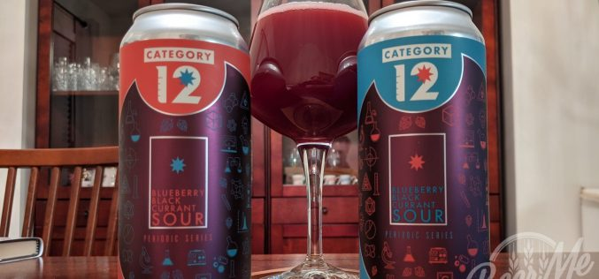 Category 12 Blueberry Black Currant Sour