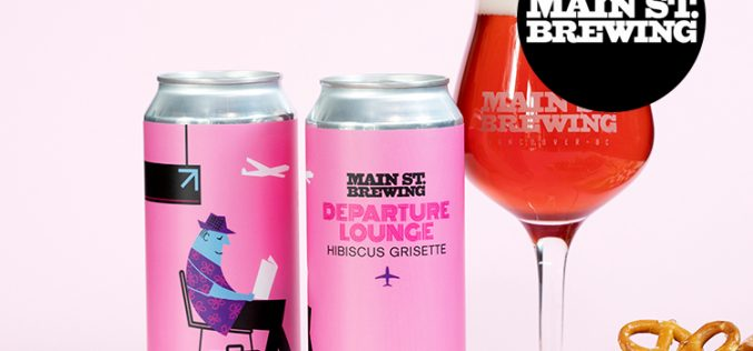 Main St. Brewing Launches New Series of Vacation-Themed Beer