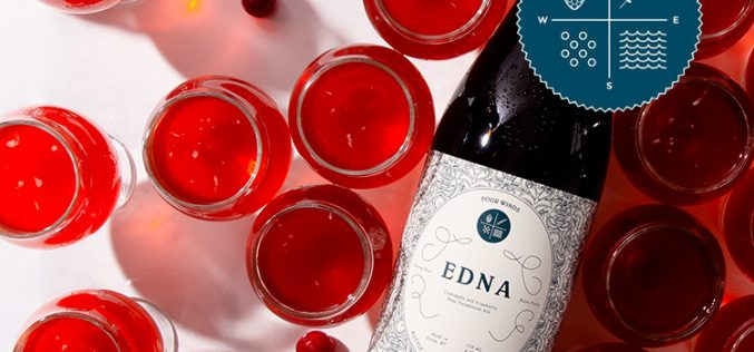 Four Winds Releases Edna Cranberry & Crabapple Sour