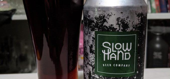 Slow Hand Beer Co. – Tmavý Pivo 13